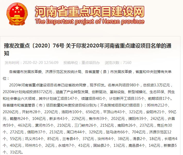 2020,汝南大发展,花木产值704亿元
